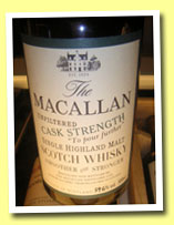 Macallan 1990/2004 'Exceptionnal Single Cask' (59.6%, butt #24483)