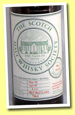 Ardbeg 6yo 1998/2005 (56.2%, SMWS 33.57, fresh sherry gorda)