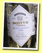 Bruichladdich 14yo 1986/2000 (55.6%, Scott's Selection)