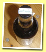 Springbank Bond n°3 (54,9%, Cadenhead, bottled 05/04/2001)