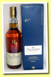 Talisker '175th anniversary' (45.8%, OB, bottled 2005)