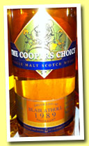 Blair Atholl 23 yo 1989/2013 (46%, The Coopers Choice, cask #6502, 280 bottles)