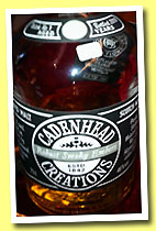 Robust Smoky Embers 21 yo (46%, Cadenhead, Creations, blended malt, 2013)