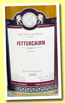 Fettercairn 1990/2013 (51.5%, Malts of Scotland, bourbon, cask #MoS 13004, 242 bottles)