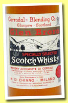Glen Brora (40%, Carradale Blending Co, blend, +/-1970)
