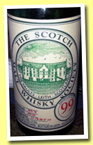 Glenugie 1978/1994 (57.1%, Scotch Malt Whisky Society, #99, 17.5cl)