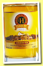 Hampden Estate 'Gold' (40%, OB, Jamaica, +/-2013)