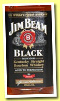 Jim Beam Black (43%, OB, USA, Straight Bourbon, +/-2010)
