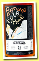 Karuizawa 31 yo 1981/2013 (60.5%, OB for La Maison du Whisky, sherry butt, cask #78)