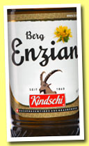 Berg Enzian (43%, OB, Kindschi, Grisons, Switzerland, +/-2013)