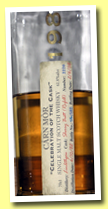 Linlithgow 1982/2008 (61.8%, Càrn Mor, Celebration of the Cask, refill sherry butt, cask #2220, 582 bottles)