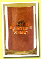 Monsteiner Whisky 5 yo 2007 (40%, OB, WhiksyVision Monstein, Switzerland, +/-2013)