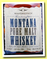 Roughstock Montana Pure Malt Whiskey (45%, OB, +/-2013)