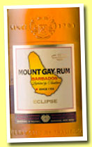 Mount Gay 'Eclipse' (40%, OB, Barbados, +/-2013)