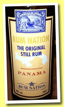 Panama 18 yo (40%, Rum Nation, 2012)