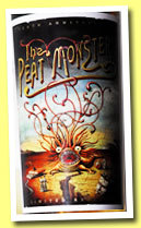 The Peat Monster 'Tenth Anniversary' (48.9%, Compass Box, blended malt, 2013)
