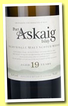 Port Askaig 19 yo (50.4%, Specialty Drinks, 2013)
