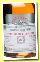 Port Ellen 35 yo 1977/2012 (50.4%, Douglas Laing, Old and Rare Platinum, 199 bottles)