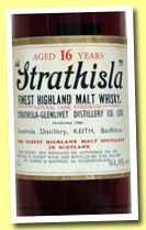 Strathisla 16 yo 1970/1987 (61.3%, Gordon & MacPhail for Intertrade, 75cl)